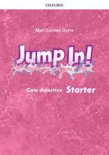 Jump In!: Starter: Teacher Book Spanish Language