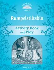 Classic Tales Second Edition: Level 1: Rumplestiltskin