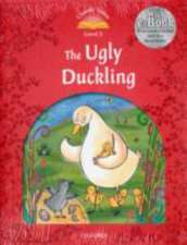 Classic Tales Second Edition: Level 2: The Ugly Duckling e-Book & Audio Pack
