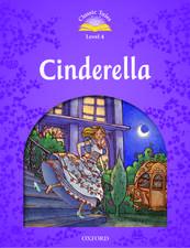 Classic Tales Second Edition: Level 4: Cinderella