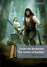Dominoes: Two: Conan the Barbarian: The Jewels of Gwahlur Pack: Level 2 - TV & Film Adventure
