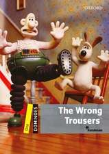 Dominoes: One: The Wrong Trousers™