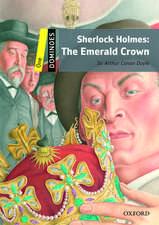 Dominoes: One: Sherlock Holmes: The Emerald Crown