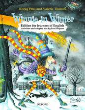 Winnie in Winter: Storybook (with Activity Booklet)