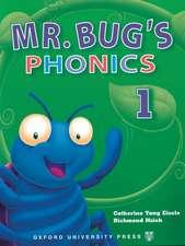 Mr Bug's Phonics: 1: Student Book