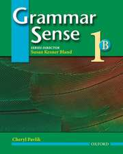 Grammar Sense 1 (Elementary) - Student Book 1 Volume B