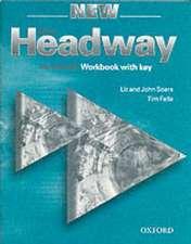 New Headway: Advanced: Workbook (with Key)