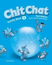 Chit Chat 1: Activity Book