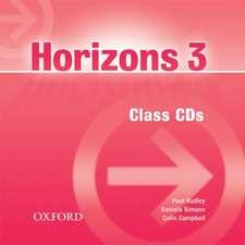 Horizons 3: Class Audio CDs (2)