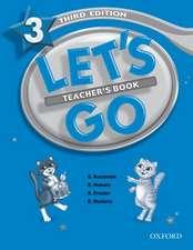 Let's Go: 3: Teacher's Book