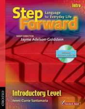 Step Forward Intro Student Book with Audio CD and Workbook Pack [With Workbook and CD (Audio)]
