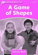 Dolphin Readers Starter Level: A Game of Shapes Activity Book
