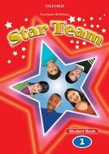 Star Team 1: Student Book