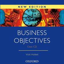 Business Objectives New Edition: Class Audio CD