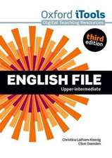English File third edition: Upper-intermediate: iTools