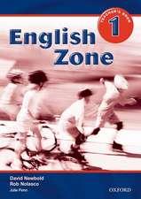 English Zone 1: Teacher's Book