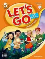 Let's Go: 5: Student Book With Audio CD Pack