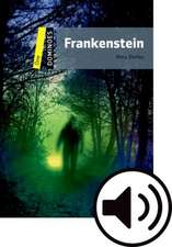 Dominoes: One: Frankenstein Audio Pack