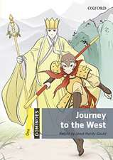 Dominoes: Starter: Journey to the West Audio Pack