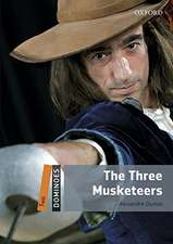 Dominoes: Two: The Three Musketeers Audio Pack