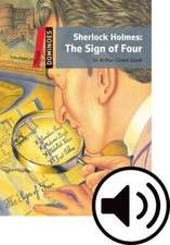 Dominoes: Three: Sherlock Holmes: The Sign of Four Audio Pack