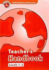 Oxford Read and Discover: Level 1 and 2: Teacher's Handbook