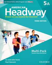 American Headway: Five: Multi-Pack A with Online Skills and iChecker: Proven Success beyond the classroom