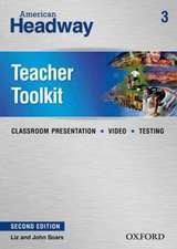 American Headway: Level 3: Teacher Toolkit CD-ROM