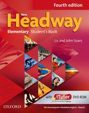 New Headway Elementary. Student's Book with Wordlist