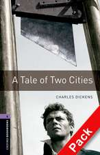 Oxford Bookworms Library: Stage 4: A Tale of Two Cities Audio CD Pack