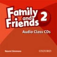 Family and Friends: 2: Class Audio CDs