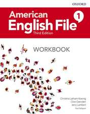 American English File: Level 1: Workbook