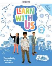 Learn With Us: Level 3: Activity Book with Online Practice