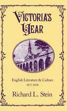 Victoria's Year: English Literature and Culture 1837-1838
