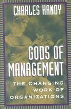 Gods of Management