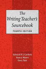 The Writing Teacher's Sourcebook