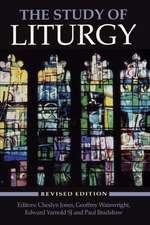 The Study of Liturgy