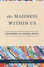 The Madness Within Us: Schizophrenia as a Neuronal Process