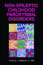 Non-Epileptic Childhood Paroxysmal Disorders