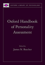 Oxford Handbook of Personality Assessment