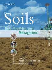 Soils: Their Properties and Management