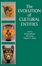 The Evolution of Cultural Entities