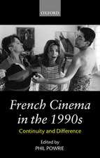French Cinema in the 1990s: Continuity and Difference