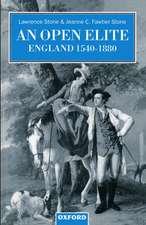 An Open Elite?: England 1540-1880