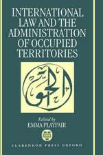 International Law and the Administration of Occupied Territories: The Two Decades of Israeli Occupation of the West Bank and Gaza Strip. The proceedings of a conference organized by al-Haq in Jerusalem in January 1988