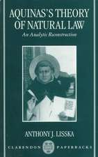 Aquinas's Theory of Natural Law: An Analytic Reconstruction