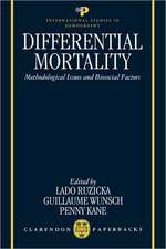 Differential Mortality: Methodological Issues and Biosocial Factors