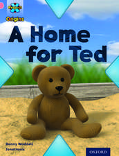 Project X Origins: Pink Book Band, Oxford Level 1+: My Home: A Home for Ted