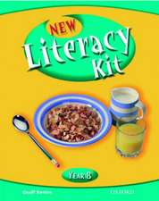 New Literacy Kit: Year 8: Students' Book