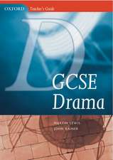 GCSE Drama: Book and CD- ROM